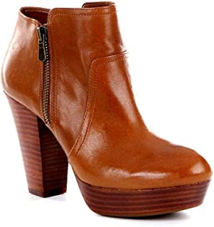 Giani Bini New in Box TAN Take Too Leather Ankle Bootie 6.5 M
