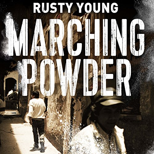 Page de couverture de Marching Powder