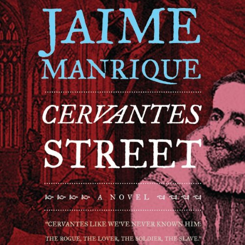 Cervantes Street audiobook cover art