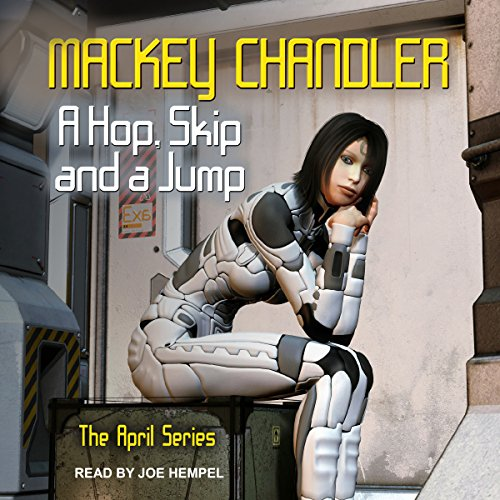 A Hop, Skip and a Jump audiobook cover art