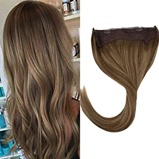 Best human hair extensions no clips Reviews