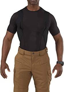5.11 Tactical Men's Holster Shirt, Polyester/Spandex Blend, Strengthened Seams, Style 40011