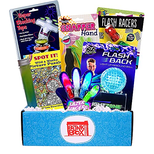 Beyond Bookmarks The Bunk Box Summer Camp Care Package
