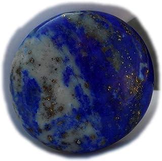 The Best Jewellery Lapis Lazuli cabochon, 43Ct Lapis Lazuli Gemstone, Oval Shape Cabochon For Jewelry Making (26x26x6mm) S...