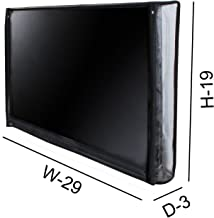 Glassiano LED TV Cover for Noble Skiodo 32 inches 32CN32P01 HD Ready LED TV