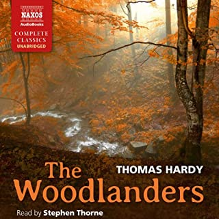 The Woodlanders cover art