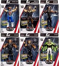 Ringside WWE Elite 62 - Complete Set of 6 Mattel Toy Wrestling Action Figures