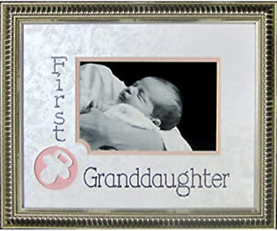 Veedaf First Granddaughter Frame Photographic Print