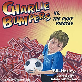 Charlie Bumpers vs. the Puny Pirates cover art