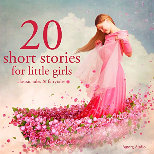 20 Short Stories For Little Girls cover art