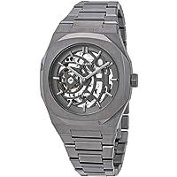 D1 Milano P701 Skeleton Dial Men's Automatic Watch