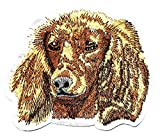 PARITA Golden English Cocker Spaniel Dog Breed Embroidered Patches Character Cartoon Kids Embroidery Patch Logo Jacket Polo T-Shirt Hat Bag Craft Decorative Repair (2)