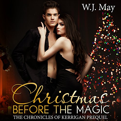Christmas Before the Magic audiobook cover art