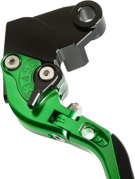 Motorrad Einstellbar Bremskupplungshebel Cnc Aluminium Für Kawasaki Z750 Z 750 2009 2010 2011 2012 Z800 Z 800 E 2013 2014 2015 2016 2017 Gbgb Auto