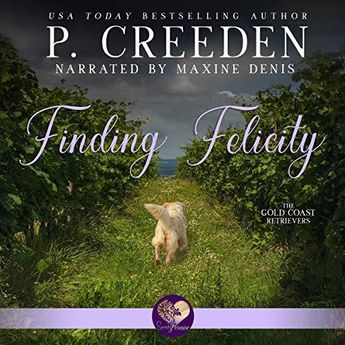 Finding Felicity audiobook cover art