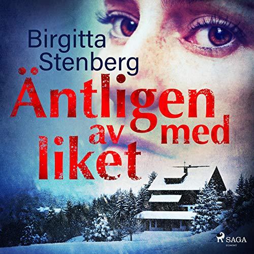 Äntligen av med liket audiobook cover art