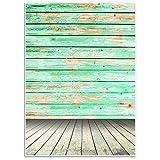 Vintage madera fondo–fondo para estudio de fotografía–Ideal para Studio, cabina, fiesta, fotos, bodas, uso empresarial, 4,9x 7,2pies
