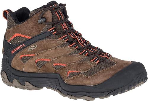 Merrell Cham 7 Limit Mid WTPF, Chaussures de Randonnée Hautes Homme
