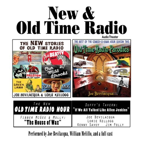 New & Old Time Radio copertina