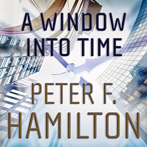 A Window into Time audiobook cover art