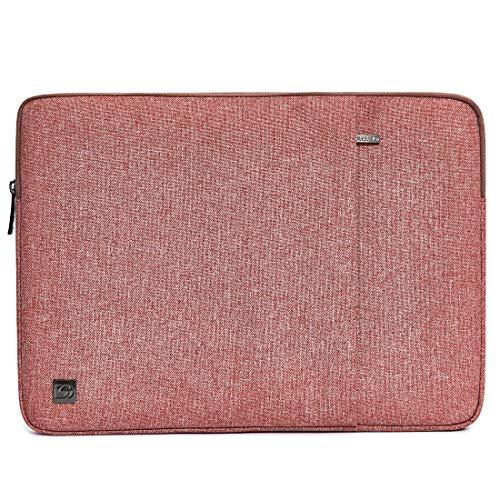 DOMISO 15.6 zoll Laptop Hülle Etui Notebook Tasche Abdeckung für 15.6