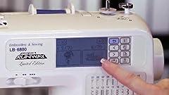 Amazon.com: Brother Embroidery Machine, PE770, 5
