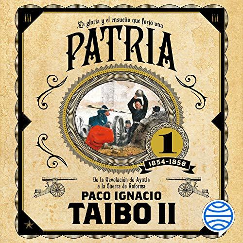 Patria 1 cover art