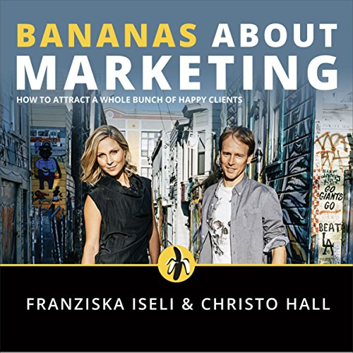 Bananas About Marketing audiobook cover art
