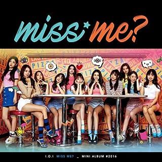 PRODUCE 101 I.O.I [MISS ME] 2nd Mini Album CD+Photobook+Card+Tracking Number K-POP SEALE