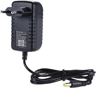 Fuente de Alimentación 9V 1A Convertidor del Adaptador para Guitarra Bajo Efecto Pedal 100 ~ 240V de Entrada Enchufe de la EU de ammoon (fuente de alimentación)