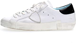 PHILIPPE MODEL PARIS PRLU V022 Paris X Sneakers Uomo White