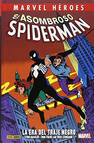 El Asombroso Spiderman. La Era Del Traje Negro (MARVEL HEROES)