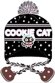 Steven Universe Cookie Cat Laplander Black