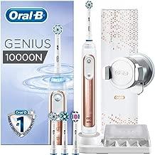 Oral-B Genius Pro 10000N Şarj Edilebilir Diş Fırçası, Pembe