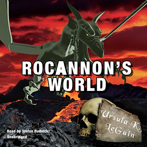 Rocannon's World audiobook cover art