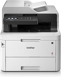 Brother MFCL3770CDWG1 - Impresora a color compacta multifunción 4 en 1, blanca [Importada de Alemania]