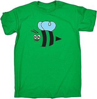 123t Kids Funny Tee - Am Bee - Childrens Top T-Shirt T Shirt
