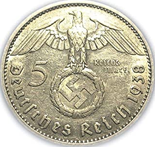Best 5 reichsmark silver Reviews