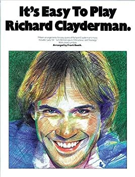 It s Easy to Play Richard Clayderman - Book 1  Easy Piano
