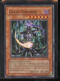Chaos Sorcerer GS03-JP005 Gold Japanese Yugioh