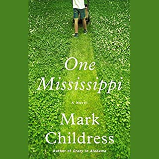 One Mississippi audiobook cover art