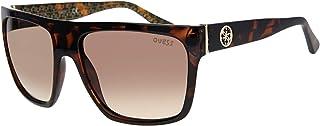 Guess Square Women's Sunglasses - GU7411-52F - 57-16-135 mm