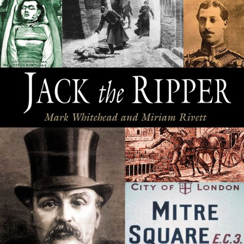 Jack the Ripper audiobook cover art