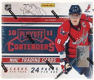 2010/11 Panini Contenders NHL Hockey box