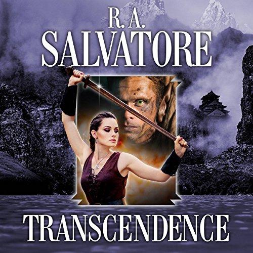 Transcendence audiobook cover art
