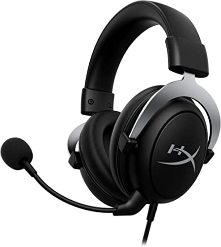 HyperX CloudX – Official Xbox Licensed Gaming Headset, Compatible with Xbox One and Xbox Series X|S, Memory Foam Ear ...