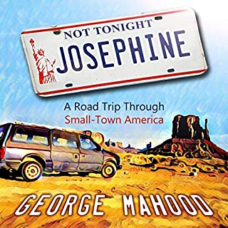 Not Tonight, Josephine audiobook cover art