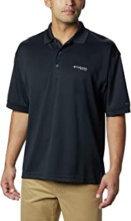 Columbia Men's PFG Perfect Cast Polo Shirt, Breathable,...
