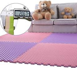 MAHFEI-Puzzlematten Beschermende matten Taekwondo mat beschermende vloer anti-botsing hoge taaiheid koudebescherming milie...
