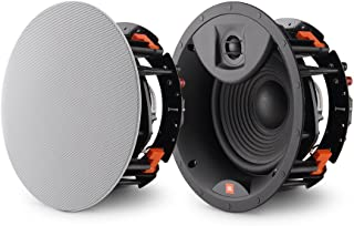 """Leviton LAE8C Architectural Edition Powered by JBL 8"""" in-Ceiling Speaker"""